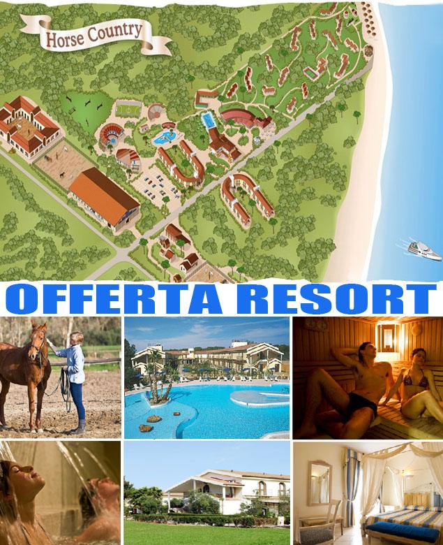 HOTEL CONVENZIONATO – OFFERTA SPECIALE RESORT